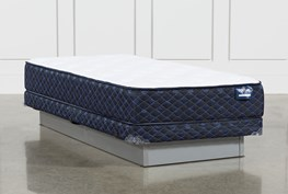 Revive Series 4 Twin Extra Long Mattress With Low Profile Foundation