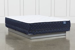 Revive Series 4 Full Mattress With Low Profile Foundation