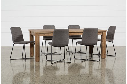 Erickson 7 Piece Dining Set With Gunner Side Chairs - Main