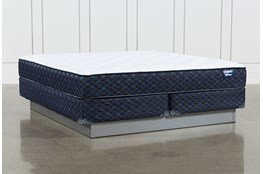 Series 4 Cal King  Mattress With Foundation