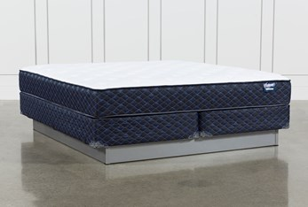 Revive Series 4 Cal King  Mattress With Foundation