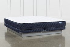 Series 4 Cal King  Mattress With Low Profile Foundation