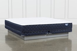 Revive Series 4 Cal King  Mattress With Low Profile Foundation