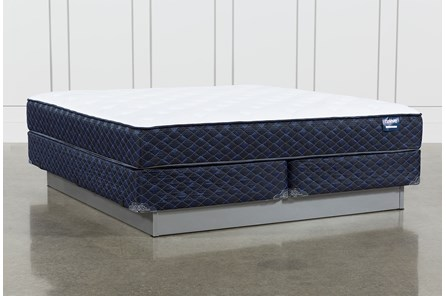 Series 4 Eastern King Mattress With Foundation - Main