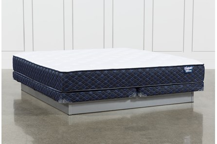 Series 4 Eastern King Mattress With Low Profile Foundation - Main