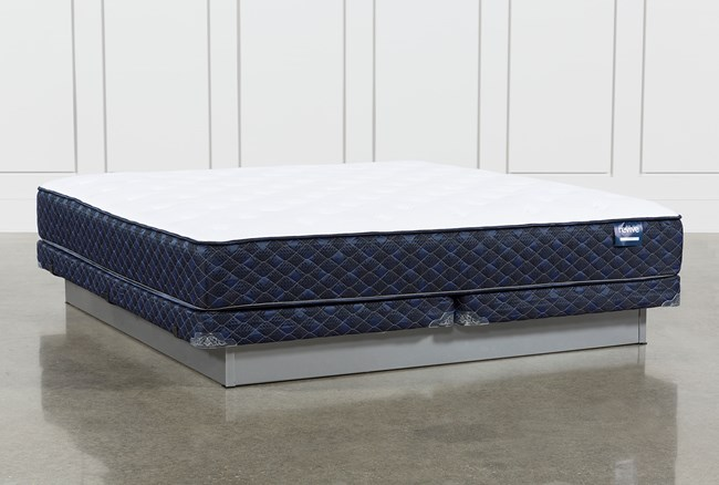Series 4 Eastern King Mattress With Low Profile Foundation - 360