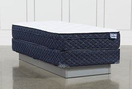 Revive Series 5 Twin Mattress With Foundation