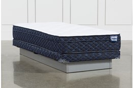 Kit-Revive Series 5 Twin Mattress With Low Profile Foundation