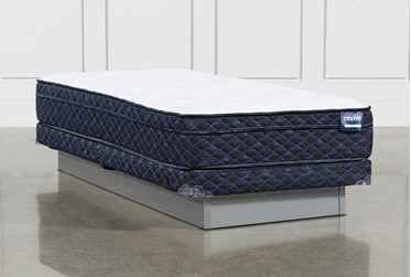 Revive Series 5 Twin Mattress With Low Profile Foundation