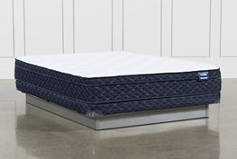 Revive Series 5 Full Mattress With Low Profile Foundation