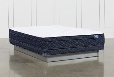 Revive Series 5 Queen Mattress With Low Profile Foundation