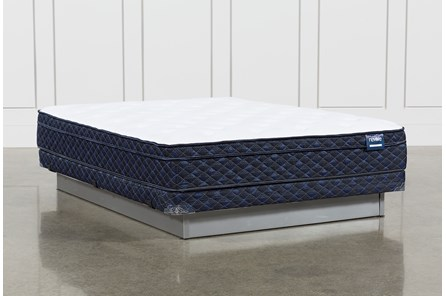 Series 5 Queen Mattress With Low Profile Foundation - Main