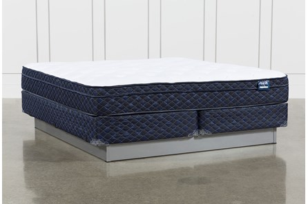 Series 5 Eastern King Mattress With Foundation - Main
