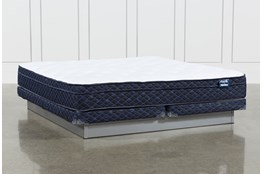 Series 5 Eastern King Mattress With Low Profile Foundation