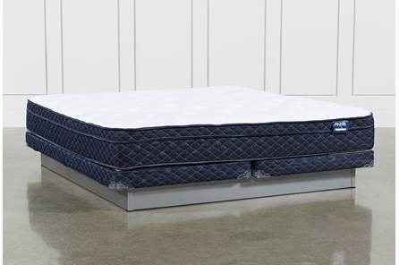 Series 5 Eastern King Mattress With Low Profile Foundation - Main