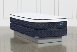 Revive Series 6 Twin Mattress With Foundation
