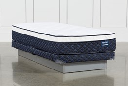 Series 6 Twin Mattress With Low Profile Foundation