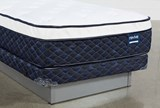 Series 6 Twin Mattress With Low Profile Foundation - Top