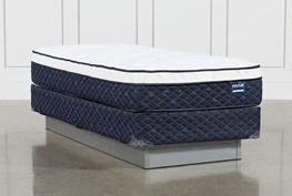 Revive Series 6 Twin Extra Long Mattress With Foundation