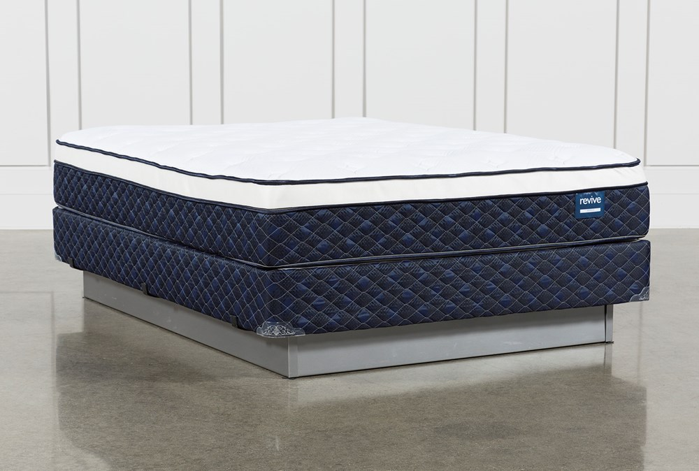 Kit-Revive Series 6 Full Mattress With Foundation