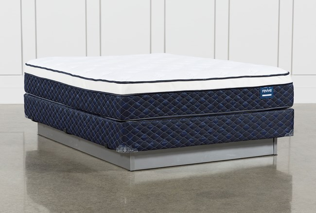 Revive Series 6 Full Mattress With Foundation - 360