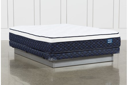 Series 6 Full Mattress With Low Profile Foundation