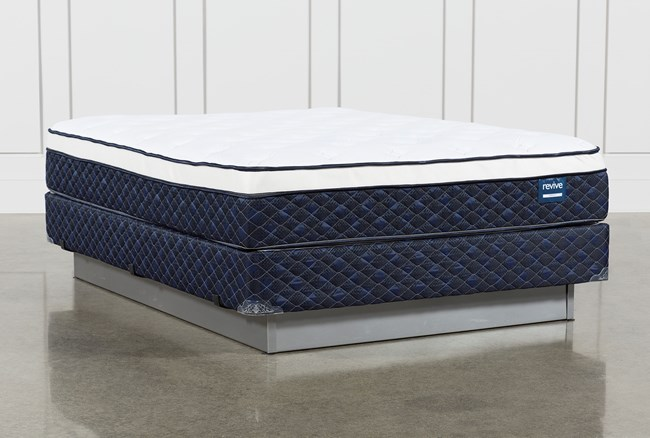 Series 6 Queen Mattress With Foundation - 360