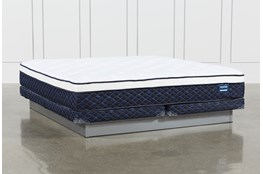 Kit-Revive Series 6 Cal King Mattress With Low Profile Foundation