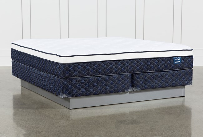 Series 6 Eastern King Mattress With Foundation - 360