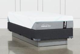 Tempur-Adapt Medium Twin Mattress And Foundation