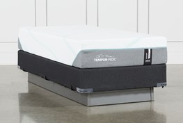 Tempur-Adapt Medium Twin Xl Mattress And Foundation
