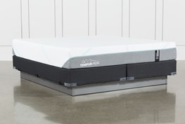 Tempur-Adapt Medium Eastern King Mattress And Foundation