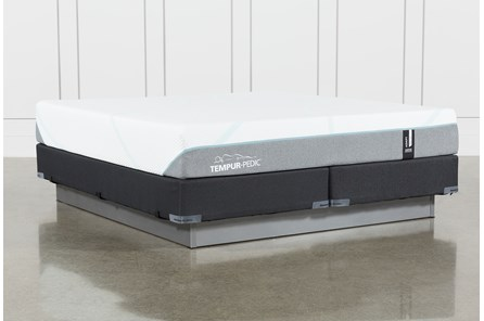 Tempur-Adapt Medium Eastern King Mattress And Foundation - Main
