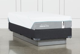 Tempur-Adapt Medium Hybrid Twin Mattress And Foundation