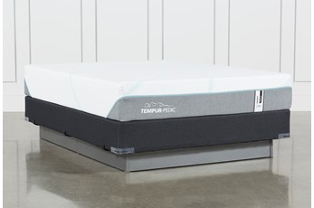 Tempur-Adapt Medium Hybrid Full Mattress And Foundation