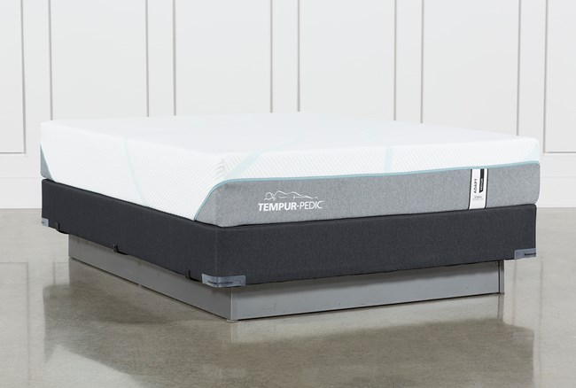 Tempur-Adapt Medium Hybrid Full Mattress And Foundation - 360