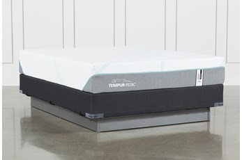 Tempur-Adapt Medium Hybrid Queen Mattress And Foundation