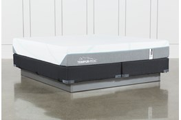Tempur-Adapt Medium Hybrid Eastern King Mattress And Foundation