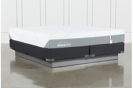 Tempur-Adapt Medium Hybrid Eastern King Mattress And Foundation - Main