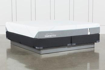 Tempur-Adapt Medium Hybrid Cal King Mattress And Foundation