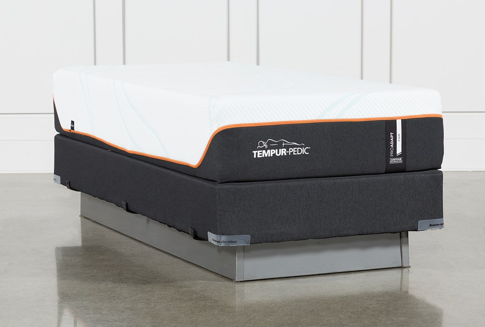 Tempur-Pro Adapt Firm Twin Mattress And Foundation