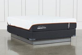 Tempur-Pro Adapt Firm Queen Mattress And Foundation