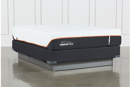 Tempur-Pro Adapt Firm Queen Mattress And Foundation - Main