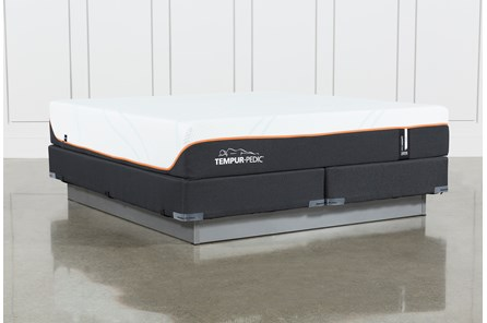 Tempur-Pro Adapt Firm Eastern King Mattress And Foundation - Main