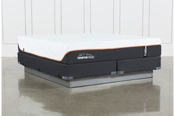 Tempur-Pro Adapt Firm Cal King Mattress And Foundation