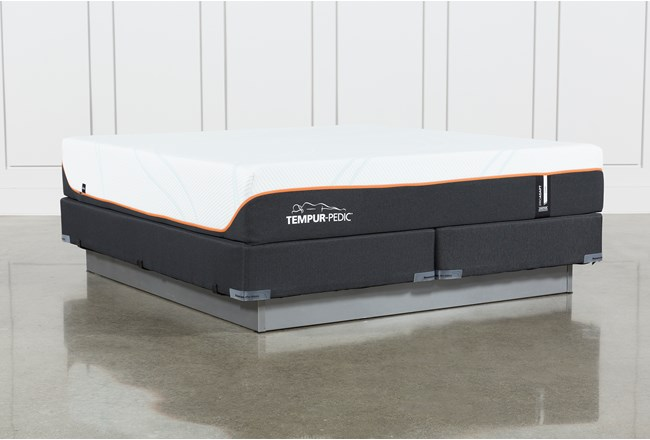 Tempur-Pro Adapt Firm Cal King Mattress And Foundation - 360