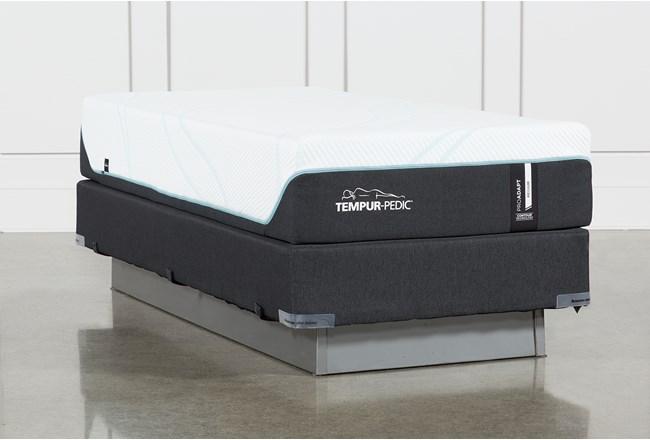 Tempur-Pro Adapt Medium Twin Mattress And Foundation - 360