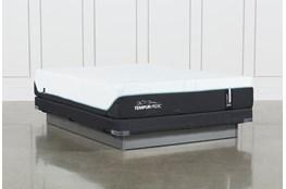Tempur-Pro Adapt Medium Full Mattress And Low Profile Foundation