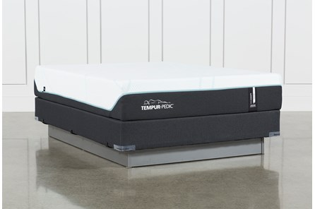Tempur-Pro Adapt Medium Queen Mattress And Foundation