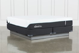 Tempur-Pro Adapt Medium Eastern King Mattress And Foundation